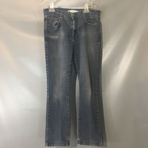 Levi's 505 size 10 SHORT GUC jeans denim